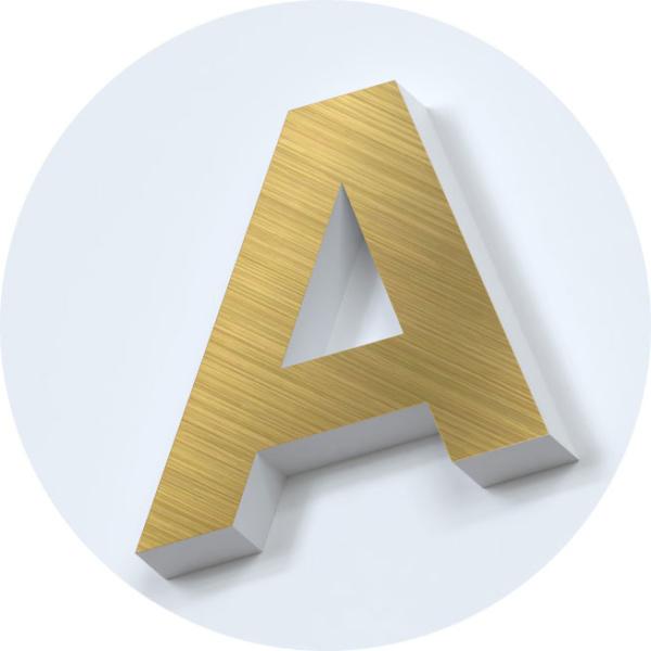 металлические-буквы-золото-шлифованое